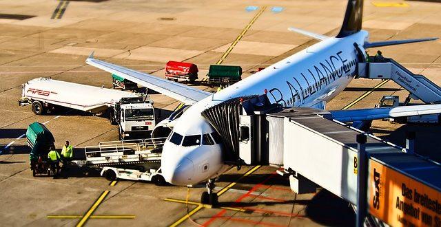 istovar aviona