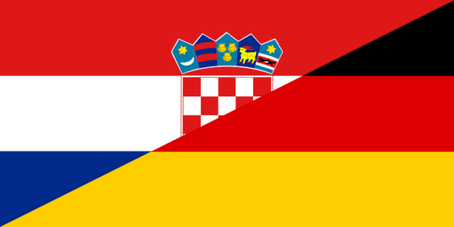 hrvatska njemacka zastava