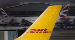 DHL avion