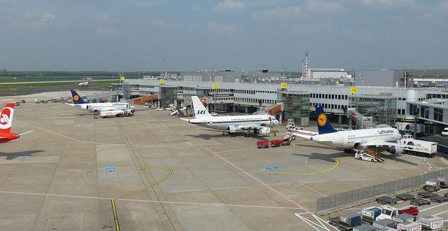 diseldorf aerodrom