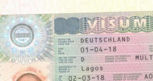 njemacka viza